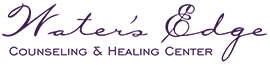 Water's Edge Counseling and Healing Center Logo